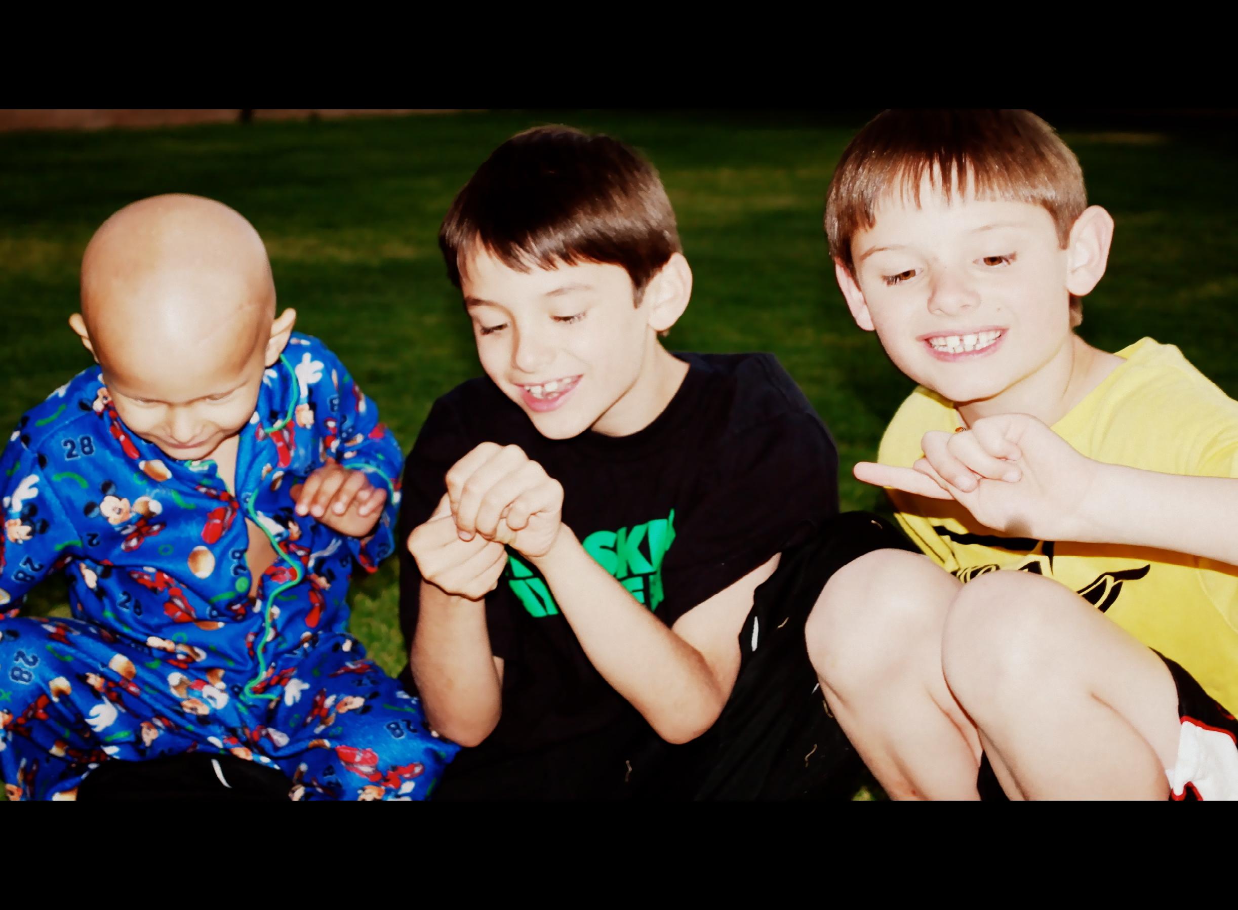 Brothers rockstar ronan for Tarbell family foundation